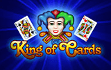 King of Cards в лучшем казино