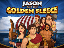 Jason And The Golden Fleece от Микрогейминг – азартный автомат казино Адмирал